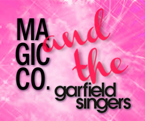 Garfield Singers & Magic Company image